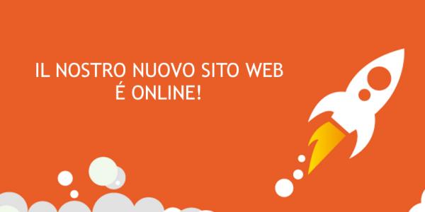 Benvenuti nel nuovo sito